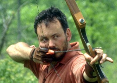 Filippo Donadoni instinctive shooting traditional bow