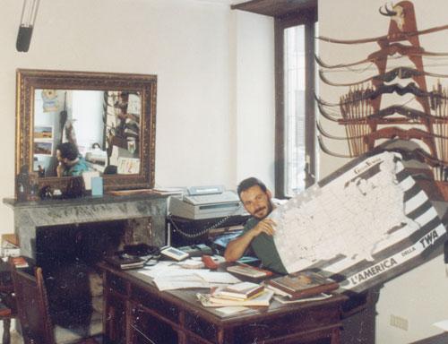 Filippo Donadoni office